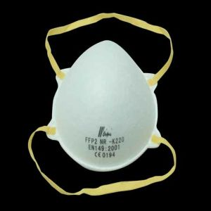 Cup Mask / Respirator (CE approved FFP2)