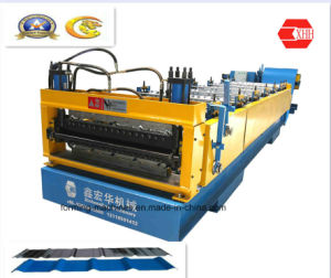 Double Layer Metal Panel Forming Machine (Yx20-860-1050/Yx12-900-1100) pictures & photos