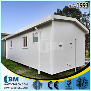 China Low Cost Prefabrivated Luxury Container House Price