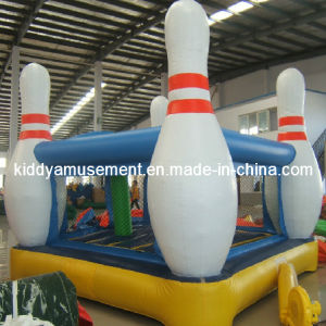 Bouncy Castle for Indoor or Outdoor Use