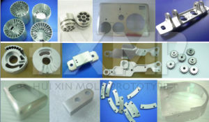 Prototype CNC Machining Parts Metal Aluminum
