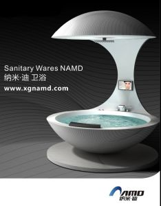Massage Bathtub(NA074-11)
