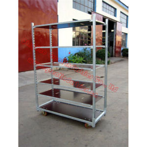 Greenhouse Trolley, Plant Trolley, Flowe Display Trolley, Roll Container, Rool Trolley, Danish Flower Trolley