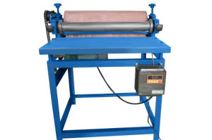 Number Plate Roll Print Machine