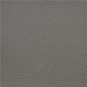 Leechee Pattern Embossed Furniture PVC Artificial Leather (939#) pictures & photos