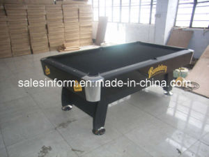 Professional Pool Table (HA-7025D) pictures & photos