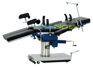 Fn-Jy. D CE Approved Hot Selling Manual Operating Table pictures & photos