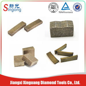 Diamond Segment for Cutting Marble pictures & photos