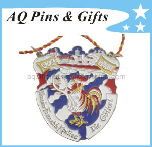 Special Soft Enamel Medal with Ribbon pictures & photos