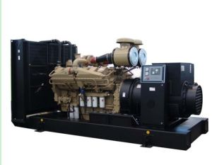 Promotion Cummins Silent Electric Power Diesel Generator with Ce for Sale pictures & photos