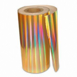 Hologram Paper for Packaging Paper Material pictures & photos