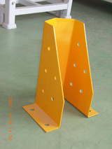 Pallet Rack Foot Safety Protector