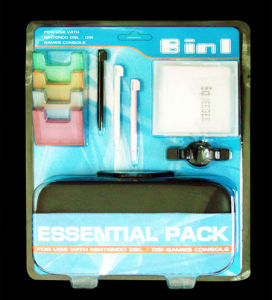 8-in-1 Essential Pack for Wii