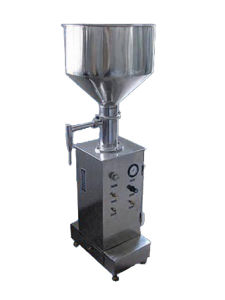 GZH Single Type Semi-Automatic Filling Machine