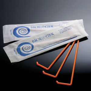 Sterile Disposable L-Shape Plate Spreaders 500 Spreaders//Unit Pouches of 10
