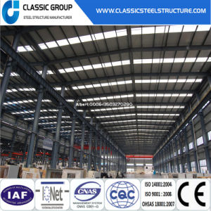 Cheap Easy Assembly Steel Structure Warehouse/Workshop/Hangar 2016 pictures & photos