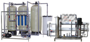 Koyo Brand RO System Pure Water Processing Line