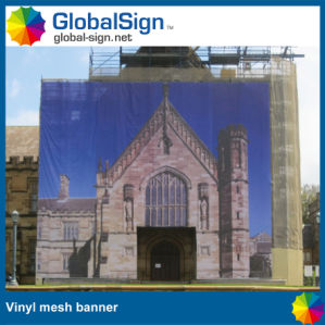 2015 Hot Selling Digital Printed PVC Shade Cloths (Fire-Retardant) pictures & photos