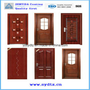 Professional Powder Coating for Security Doors pictures & photos