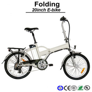 PAS Urban Bike Electric Bicycles Cruiser Bikes E-Bicycle (TDN01Z) pictures & photos