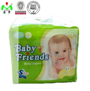 Wholesale Cheapest Factory Baby Friends Brand Baby Diaper Baby Nappies