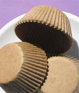 Wedding Decor 50 *35mm Disposable Cupcake Linners