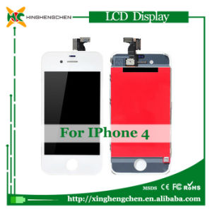 LCD Screen for iPhone 4, Display Touch Screen for iPhone4 with Frame pictures & photos