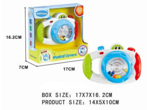 Baby Toys Camera with Light & Music (H9557003) pictures & photos