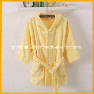 4e51705b51 China Customizing Towelling Bathrobe for Kid - China Bathrobe