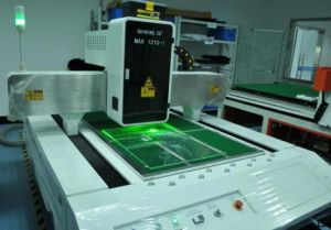 Max 1210 Customized Engraving Range 3D Laser Engraving Machine