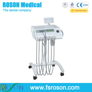 R15 Mobile Dental Unit with Foot Control