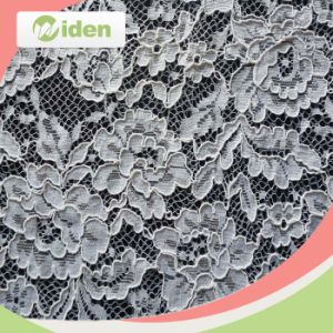 New Lace Designs Guipure French Nylon Lace Fabric pictures & photos