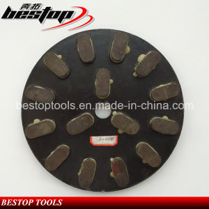D200mm 3000# Diamond Resin Grinding Disc for Automatic Grinding Machinery pictures & photos