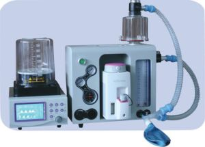 Ha-V Portable Anesthesia Machine for Veterinary Use pictures & photos