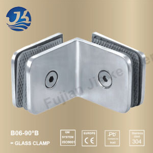 Bathroom Accessories Stainless Steel Hinge From Glass (B06-90B)