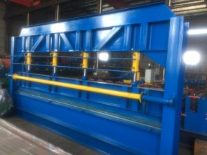 4m Hydraulic Steel Sheet Bending Machine