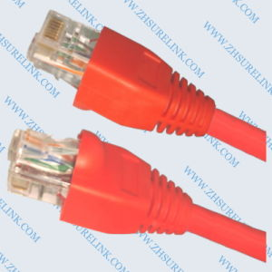 Stranded 7/0.18mm Copper UTP Cat5e Patch Cord pictures & photos