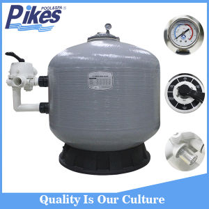 Pikes Swimming Pool Side-Mount Valve Sand Filter pictures & photos