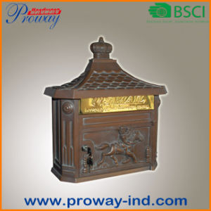 Hot Sale Waterproof Classic Design Stand Mailbox Pw-251-Ss pictures & photos