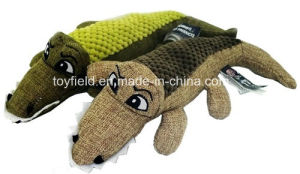Pet Toy Crocodile Squeaker USA New Dog Toy pictures & photos