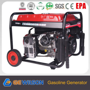 6.5kw Gasoline Generator with New Design pictures & photos
