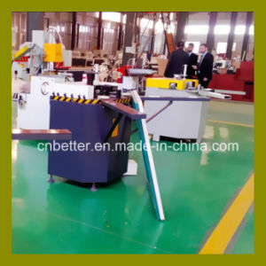 Aluminum Win-Door Single Head Corner Combining Machine Aluminum Window Crimping Machine Crimping Aluminum Machine