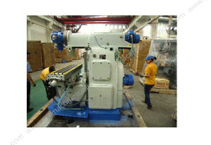 Universal Rotary Head Milling Machine (M6232B) pictures & photos