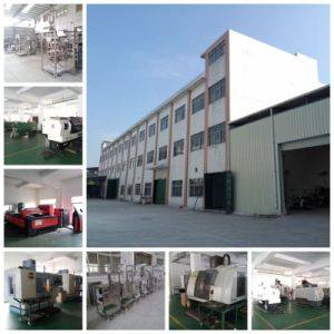 Semi-Auto Dyes Painting Capping Machine, Paint Bucket Filling for 5-20L Barrels pictures & photos