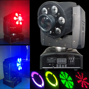 30W Spot 8W Wash 4in1 LED Moving Head Light pictures & photos