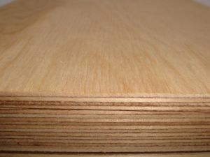 Higher Grade Radiata Pine Plywood for Furniture pictures & photos