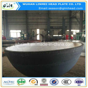 Large Diameter Carbon Steel Elliptical Head