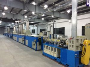 Rubber Strips Sealings Extrusion Machine Witj PLC Control pictures & photos