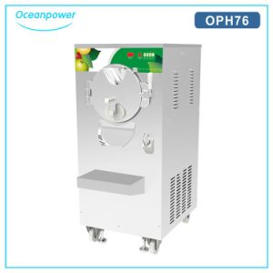 Gelato Ice Cream Making Machine (Oceanpower OPH76)