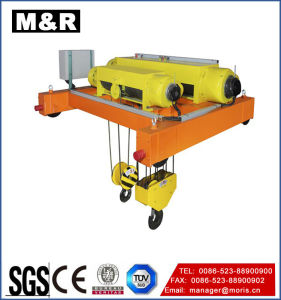 25 Ton Electric Wire Rope Hoist with Moderate Price pictures & photos
